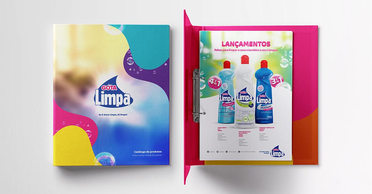 Gota-Limpa-toyz-anuncios-catalogo-produtos-limpeza-melhor-campanha-divulgacao