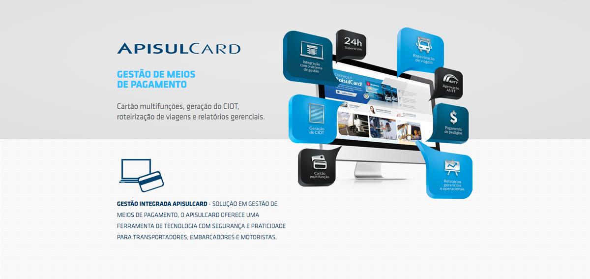 apisul card cartao carga transporte caminhao carga apisul toyz propaganda publicidade marketing digital vendas 2