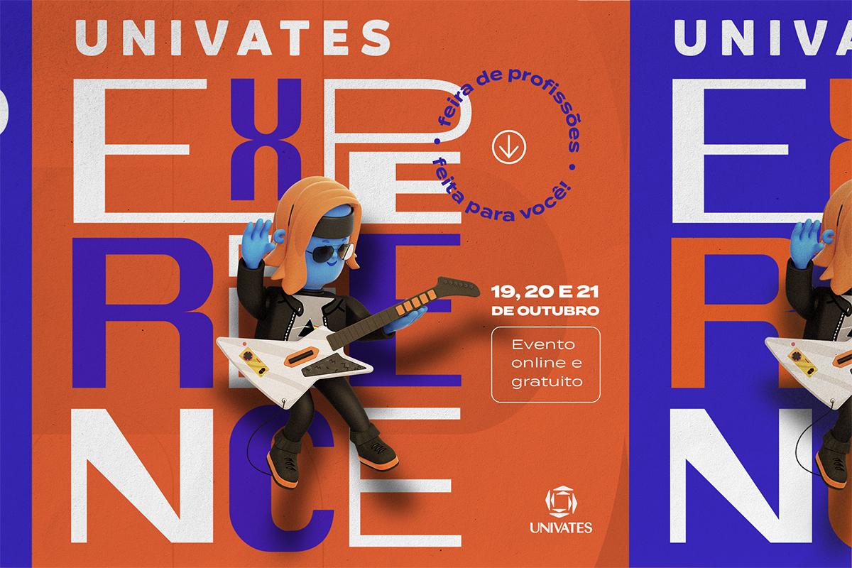 cartaz guitarra univates toyz propaganda agencia publicaidade