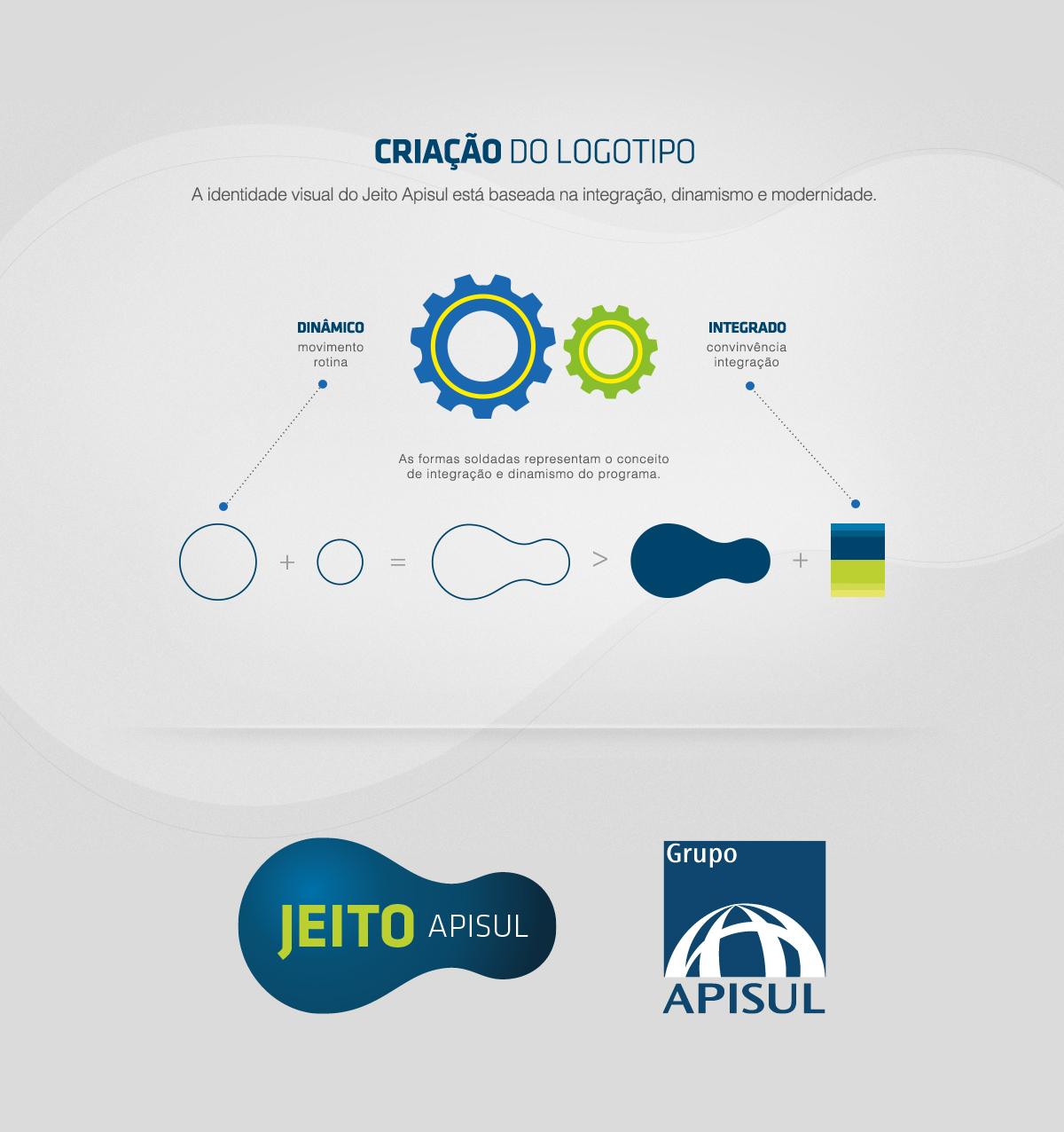endomarketing criacao logotipo apisul programa agencia marketing design propaganda publidade toyz