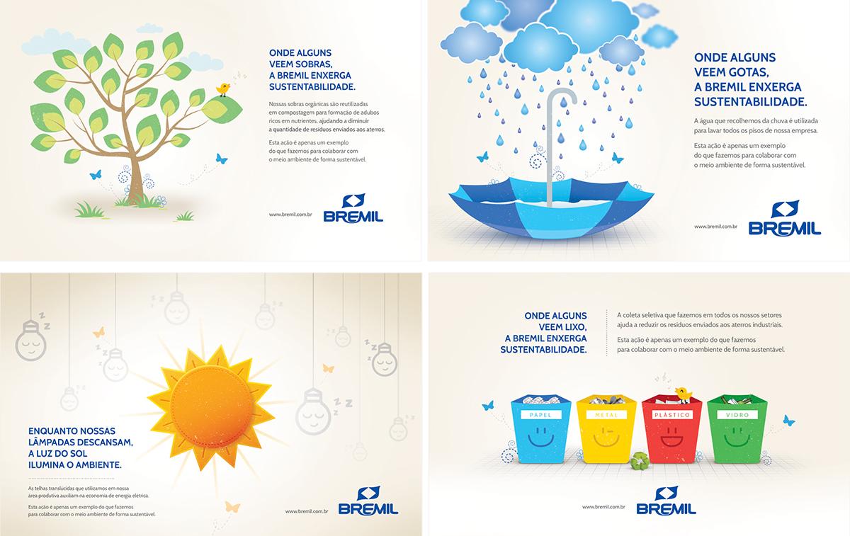 ilustracao agencia publicidade toyz propaganda ilustracao bremil grupo marketing sustentabilidade