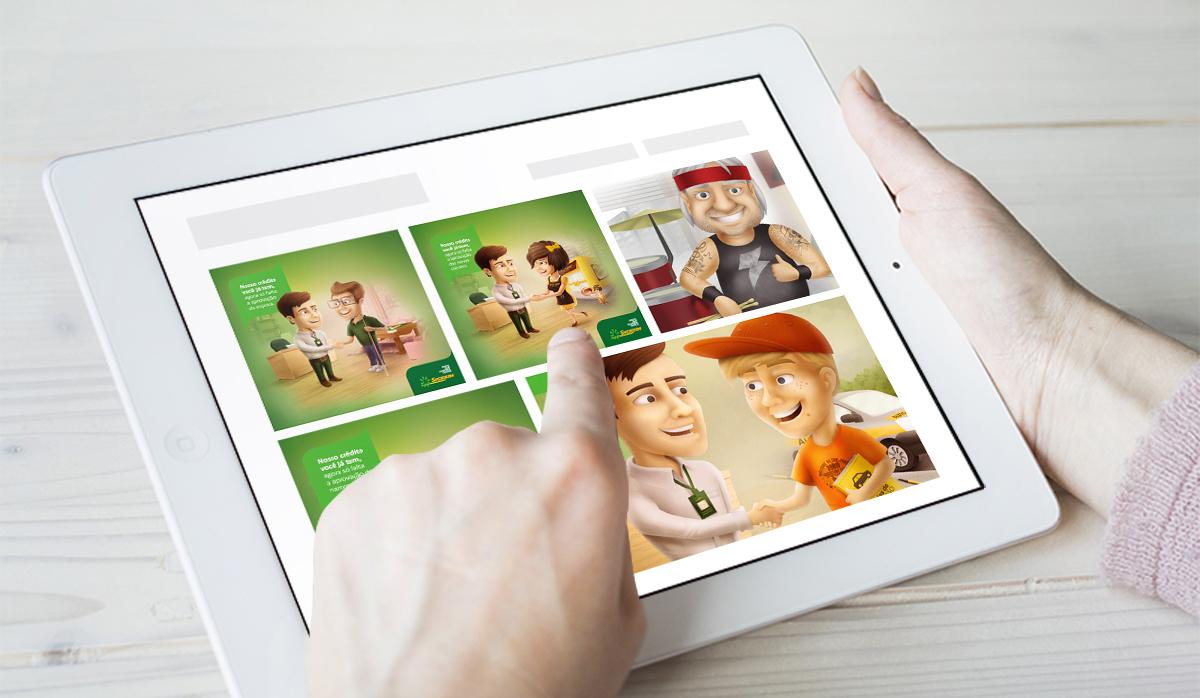 ipod campanha sicredi agencia toyz propaganda apple publicidade toyz