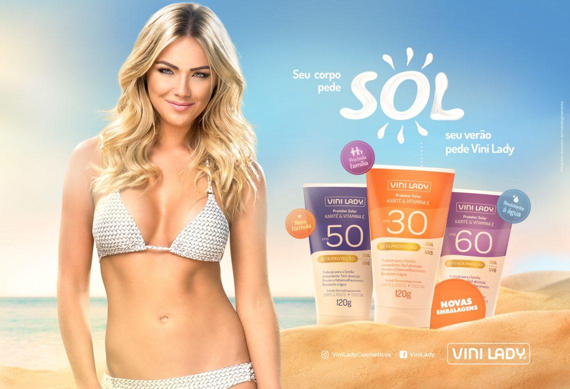 layout design verao toyz propaganda agencia vini lady cosmetico marketing publicidade modelo produtos campanha publicitaria