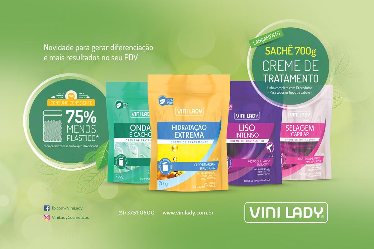 meio ambiente anuncio embalagem creme agencia toyz ecologico