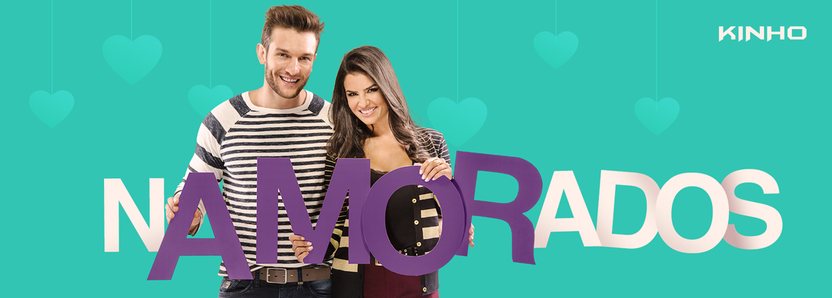 namorados kinho campanha publicidade marketing agencia ideia amor
