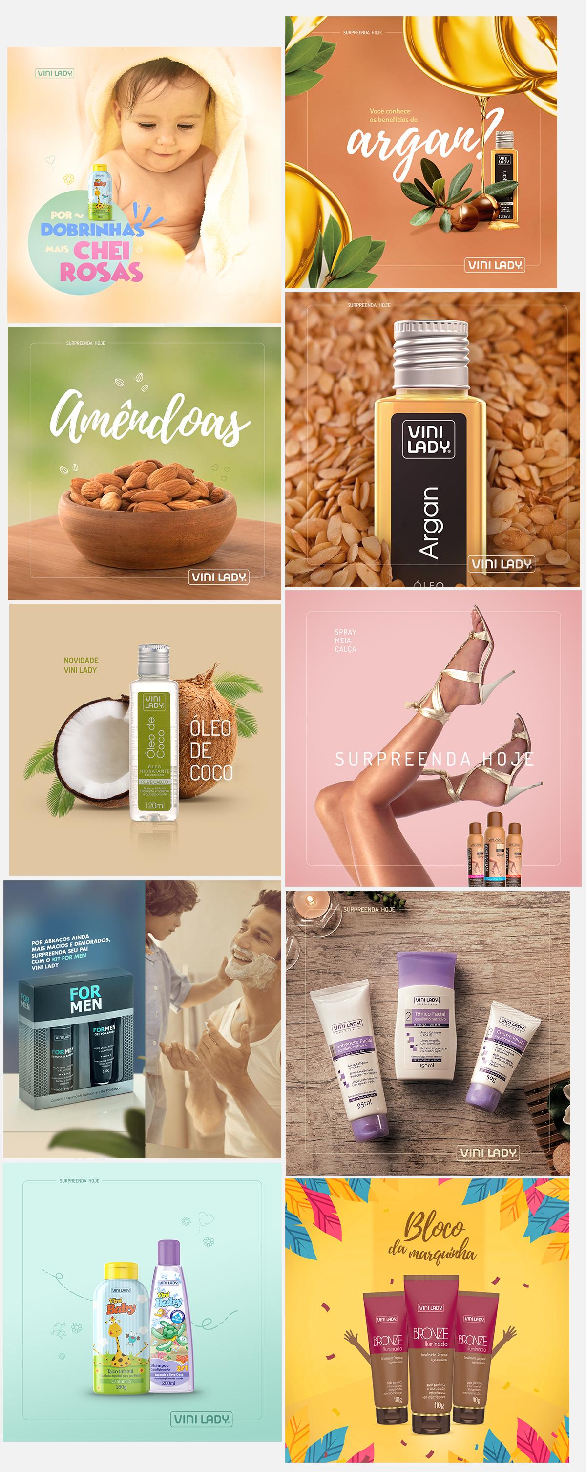 post facebook toyz propaganda agencia vini lady cosmeticos perfumes femininos marketing qualidade melhor