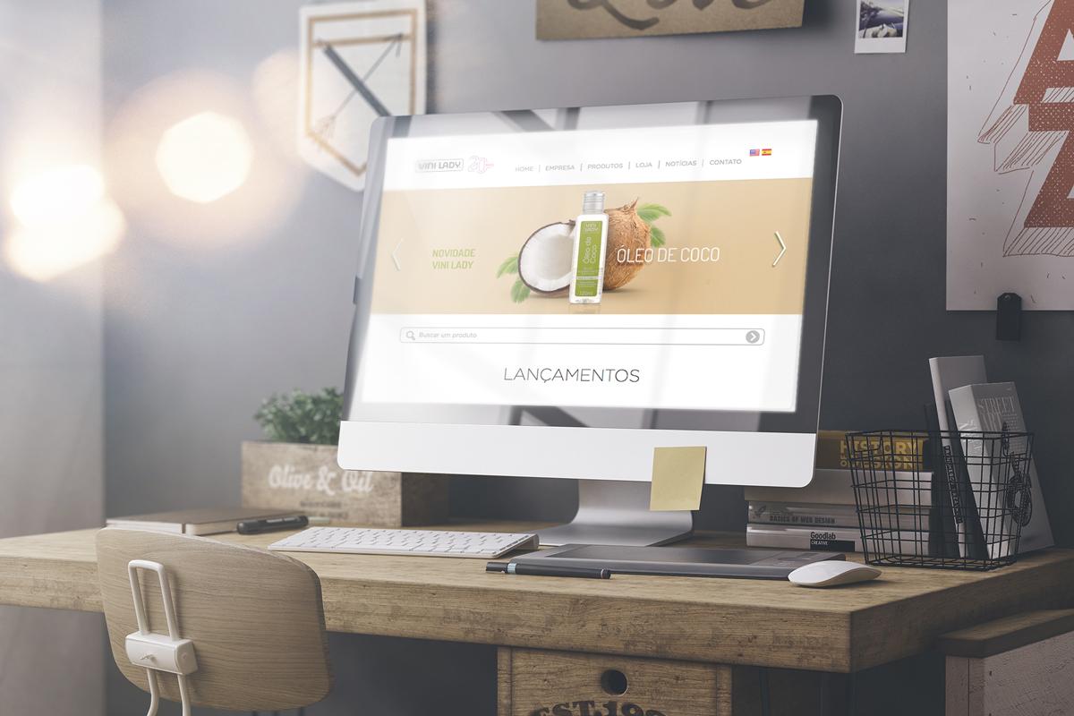 site agencia publicidade encantado rio grande do sul vini lady site