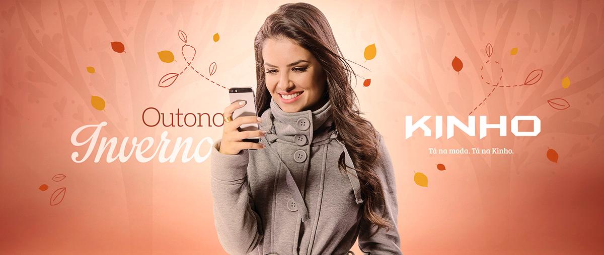 toyz agencia outono inverno campanha inspira publicidade vetor foto