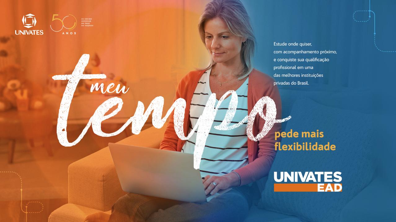 univates campanha ead agencia toyz propganda publicidade